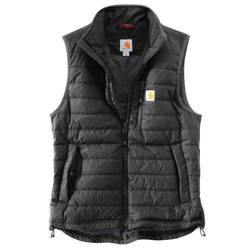 [Carhartt] Carhartt Men's Big & Tall Gilliam Vest(Black)-CHT100286BK[칼하트 길리엄 베스트/조끼/ 패딩]