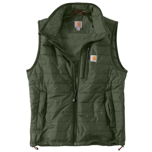[Carhartt] Carhartt Men's Big & Tall Gilliam Vest(Moss)-CHT100286MO[칼하트 길리엄 베스트/조끼/ 패딩]