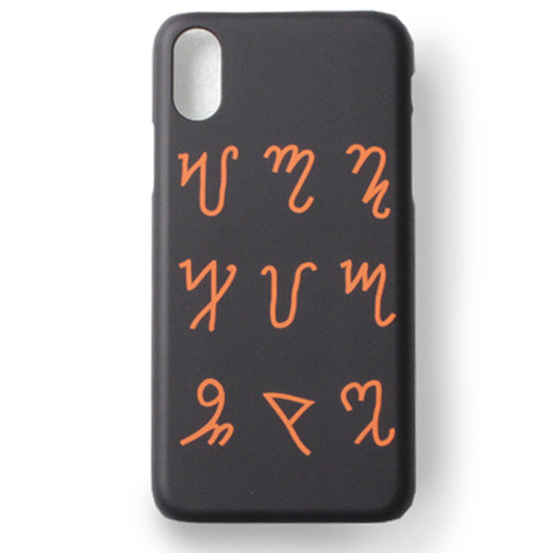 [고디크] Phone Case Gothicque Ancient Letters [G8SD24U89]