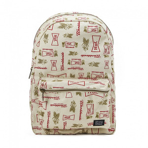[10%할인+10%쿠폰] DRINK UP WEEKEND BACKPACK (CREAM) - HFAC51002CRM