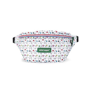 웨이스트백 Unitedwappen WAPPY Waist Bag (WHITE)