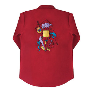Pinocchio Shirt - Red