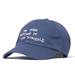 볼캡 [30%할인] STRUGGLE COTTON CAP (NAVY)