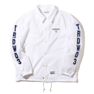[15%할인+20%쿠폰] TRDW NYLON WIND BREAKER (WHITE)