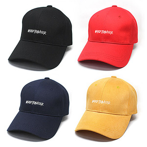 볼캡 World Traveler Ball Cap (BLACK/RED/MUSTARD/NAVY) - TRIP16CP013-017