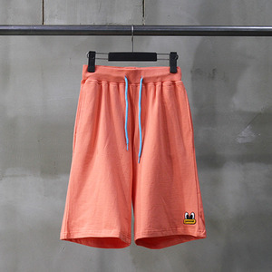 팬콧 트레이닝 반바지 POPEYES HALF SWEAT PANTS (ORANGE) - PP122SP06UO1