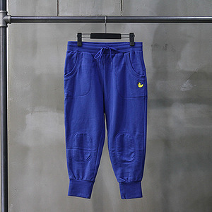 팬콧 배기팬츠 POPDUCK MINI LIGHT BAGGY PANTS (ROYAL BLUE) - PP122SP04WB8