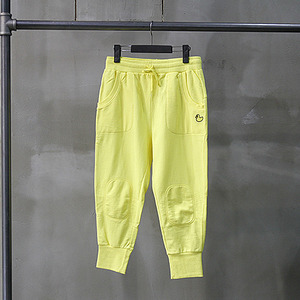 팬콧 배기팬츠 POPDUCK MINI LIGHT BAGGY PANTS (SUNNY YELLOW) - PP122SP04WY1