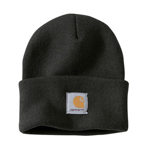 [10%할인+20%쿠폰] Acrylic Watch Hat (BLACK) - CHTA18BK