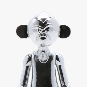 [10%쿠폰] Art Figure Coolrain Dunkeys 3inch Silver Mono No. 3 - EPAFALCW27