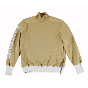 스웨트 셔츠 WARMNECK SWEATSHIRT (IVORY)