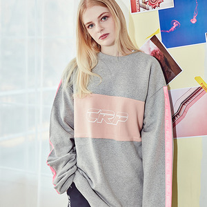 [10%쿠폰] crump crp sweat shirt(CT0060) - gray