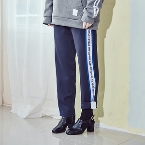 [10%쿠폰] crump represent track pants (CP0011-3) - navy_white