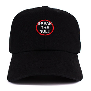 BREAK THE RULE CAP 777 (BLACK) - VANTA17CP001