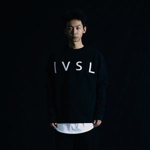 스웨트 셔츠 INVISIBLE SWEAT SHIRTS (BLACK)