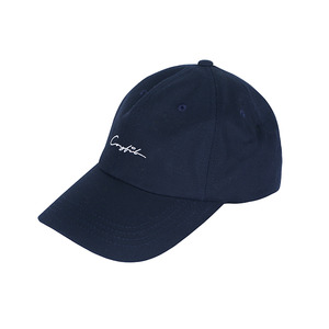 LOGO BALL CAP (NAVY) - CFA30102