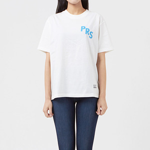 써드위브 반팔티 PRS ROUND T-SHIRT / OFF WHITE