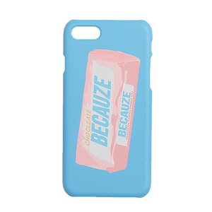 비커즈 아이폰 케이스 iPhone Case #2 CHOCOLATE BAR - BCZ130202