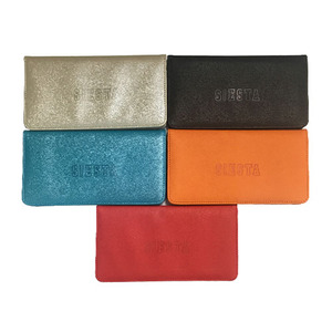 SIESTA LONG WALLET [BLACK/RED/BEIGE/ORANGE/SKY-BLUE]