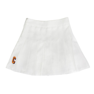 테니스스커트 PLEATS SKIRT (WHITE) - CFA20102