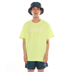 반팔티 [그라스하퍼] GRASSHOPPER NO WORK T-SHIRT_NEON