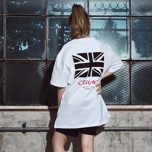 [크럼프] 반팔티 crump union jack tee(CT0084)