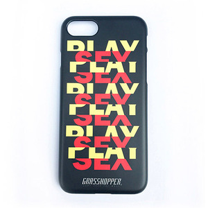 PLAY I PHONE CASE_BLACK