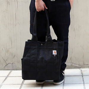 Carhartt Tote Bag (Black) - CHT131121BK