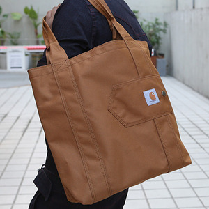 Carhartt Legacy Essential Tote Bag (Carhartt Brown) - CHT244702CB