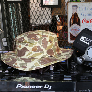[허프] DUCK CAMO JUNGLE HAT(OLIVE) - HT51030OL[허프 HUF 버킷햇/모자]