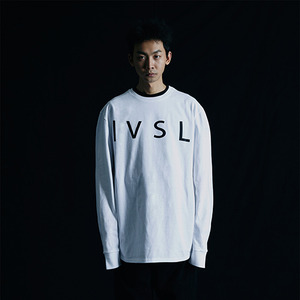 긴팔티 INVISIBLE LONG  SLEEVE (WHITE)