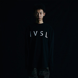긴팔티 INVISIBLE LONG  SLEEVE (BLACK)