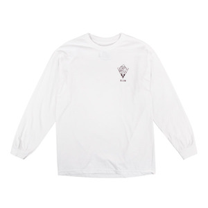[빅스텝 단독] 켈란 긴팔티 TRIANGLE MOUNTAIN  LONG SLEEVE TEE (WHITE) - K7FWLS05