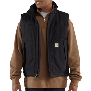 [칼하트] Jefferson Quick Duck Vest (Black)-CHT101494BK