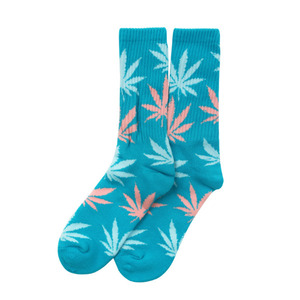 [허프] PLANTLIFE CREW SOCK (BLUE/WHITE) - HFSPSK006 [허프 HUF 양말]