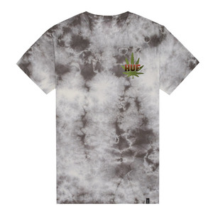 BACKLIGHT PANTHER TEE (GREY CRYSTAL WASH) - HFTS00307GW [허프 HUF 반팔티]