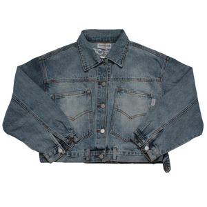 [고디크] Short Denim jacket [G8SB02U60]