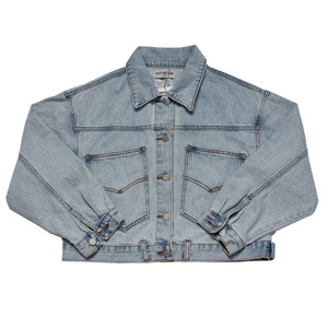 [고디크] Short Denim jacket [G8SB02U61]