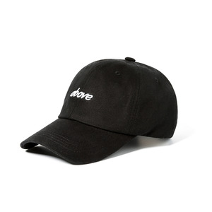 [ABOVE] BASIC LOGO BALL CAP/야구모자 볼캡