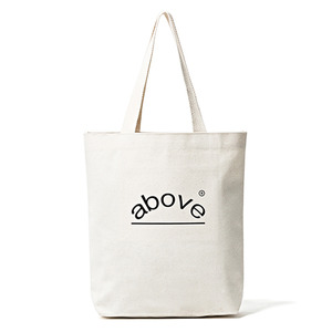 [아보브 토트백] ABOVE LOGO TOTE BAG