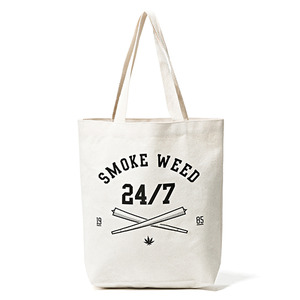 [아보브 토트백] SMOKE WEED TOTE BAG