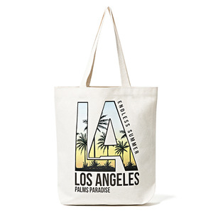 [아보브 토트백] LOS ANGELES LOGO TOTE BAG