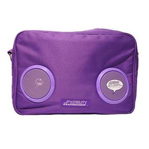 [초특가세일] 숄더백 스피커가방 Fydelity Classic G-FORCE Shoulder Bag (PURPLE) - FYGFOR001
