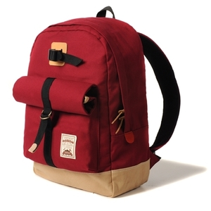 크리틱 백팩 CR2 DAY PACK (BURGUNDY) - CTOTEBG04UR2