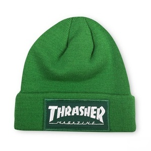 Patch Beanie (GREEN) - THR_HW006