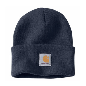 Acrylic Watch Hat (NAVY) - CHTA18NV