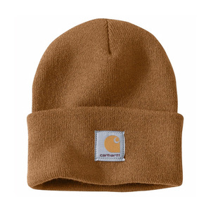 칼하트 비니 Acrylic Watch Hat (CARHARTT BROWN) - CHTA18CB