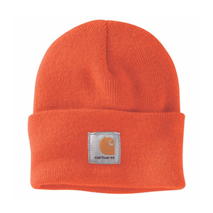 [10%할인+20%쿠폰] Acrylic Watch Hat (BRITE ORANGE) - CHTA18BO